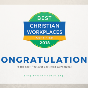 "87 Organizations Honored as ""Certified Best Christian"