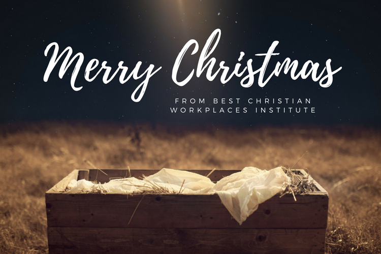 Merry Christmas Christian.Merry Christmas From Bcwi Best Christian Workplaces Institute