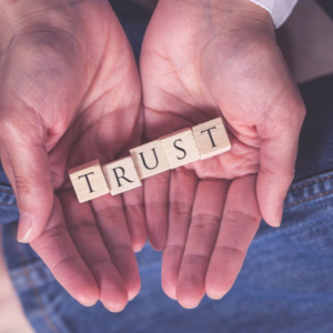 How Inspirational Leaders Build Trust
