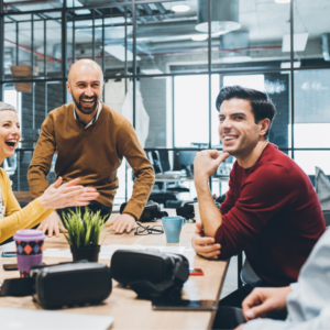 Healthy Teams—An Ingredient for Successful Organizations