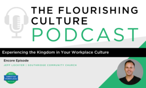 jeff lockyer experiencing the kingdom in the workplace