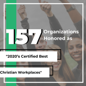 """157 Organizations Honored as """"2020's Certified Best"""